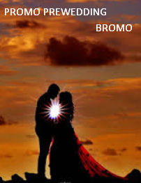 Paket prewedding di bromo